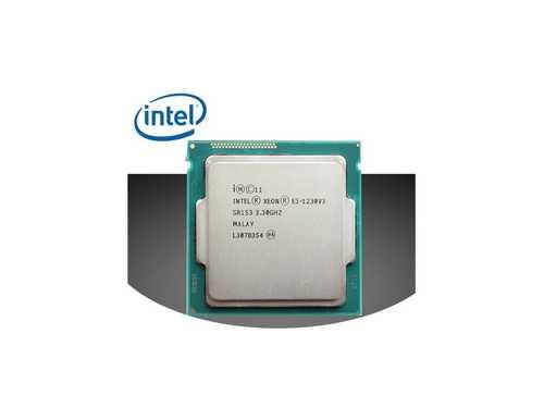 HP Intel Xeon E3-1230 v3 Quad-core (4 Core) 3.30 GHz Processor Upgrade - Socket H3 LGA-1150