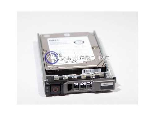 400-AHFJ DELL 1.8TB 10K SAS 6Gbps 2.5 HDD