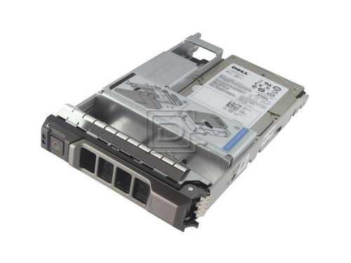 """Dell 400-AUUO / 18C6P 300GB 3.5"""" 15K HS 512n Hybrid SAS HDD Kit KG1CH / Y004G"""