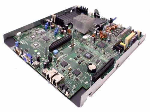 New Genuine Dell PowerEdge R300 Intel 3400 Chipset LGA 771 Socket DDR2 SDRAM 6 Memory Slots Embedded ATI ES1000 Graphics Server Motherboard TY179 0TY179 CN-0TY179
