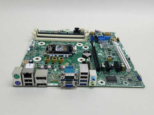HP 717372-002 EliteDesk 800 G1 LGA 1150 DDR3 SDRAM Desktop Motherboard