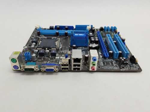 Asus P5G41T-M LX2/GB  LGA 775/Socket T DDR3 SDRAM Motherboard