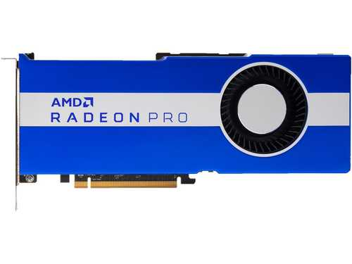 AMD Radeon Pro VII 100-506163 16GB 4096-bit HBM2 PCI Express 4.0 x16 PCIe Add-in Card Workstation Video Card