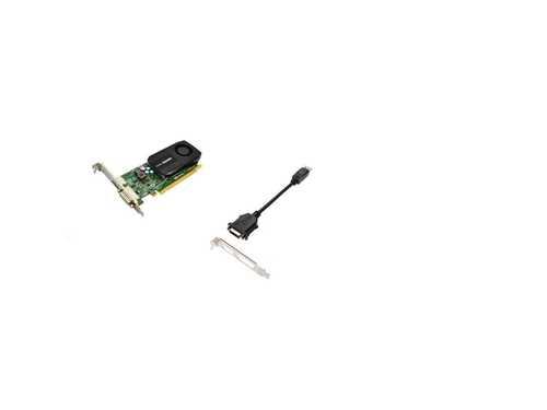 2GB nVIDIA Quadro K420 GDDR3 DVI-I Display Port PCI Express 2.0 x16 Graphic Card 4X60K59925