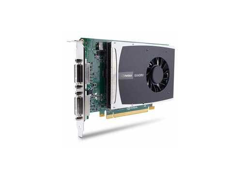 HP Quadro 2000D Graphic Card