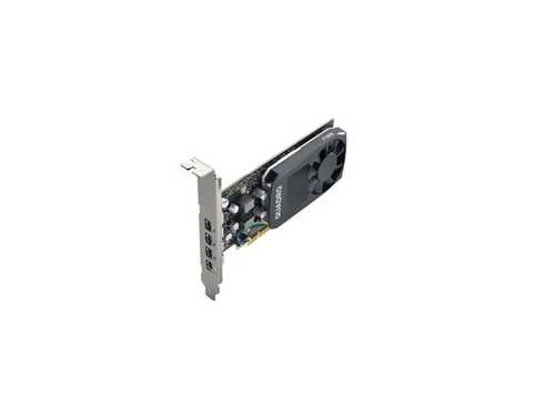 4GB Dell nVIDIA Quadro P1000 4x DisplayPort PCI Express x16 Graphics Card 490-BDXN