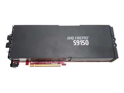 Dell AMD Firepro S9150 16GB GDDR5 Server GPU PCIe x16 7121T88000G 521A1X 43DKN