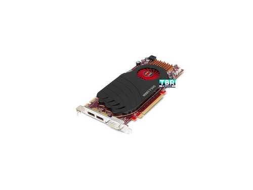 Barco MXRT-7300 1GB GDDR3 PCIe Display diagnostic imaging AMD FirePro 3D Video Graphics Card GPU