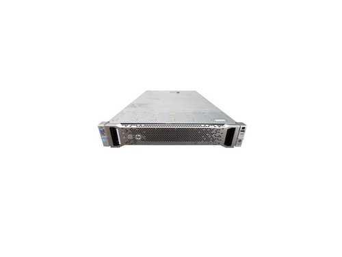 HP ProLiant DL560 G8 5 Bay SFF 4U Rackmount Server - 4x E5-4620 2.2GHz 8 Core - 96GB DDR3 - 5x 300GB SSD - Smart Array P420i RAID