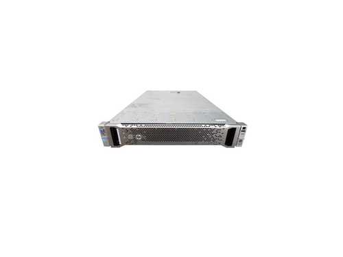 HP ProLiant DL560 G8 5 Bay SFF 4U Rackmount Server - 4x E5-4620 2.2GHz 8 Core - 1TB DDR3 - 5x 300GB SSD - Smart Array P420i RAID