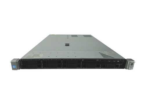 HP ProLiant DL320e G8 8-Bay SFF 1U Server, 1x E3-1220 V2 3.1GHz 4C, 16GB DDR3, 8x 800GB SSDs, P420, 1x 460W PSU, No Rails