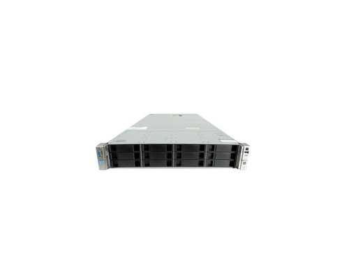 ProLiant DL380e G8 LFF 12 Bay 2x E5-2407 V2 2.4GHz 4C 32GB H220 12x 500GB SATA
