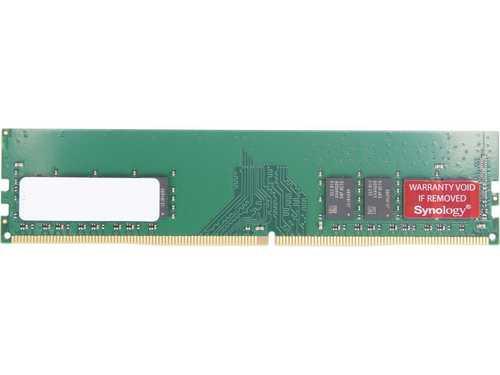 Synology D4NE-2666-4G DDR4-2666 Non-ECC Unbuffered DIMM 288-pin 1.2V
