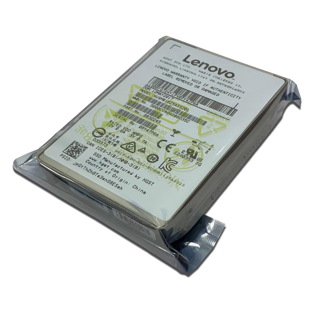 Ổ CỨNG SERVER SSD 250GB SAS 10K 2.5IN